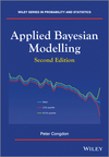 thumbnail image: Applied Bayesian Modelling, 2nd Edition