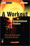 A Workout in Computational Finance, with Website (1119971918) cover image
