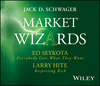 Market Wizards Disc 5: Interviews with Ed Seykota, Everybody Gets What They Want and Larry Hite, Respecting Risk (1592802818) cover image
