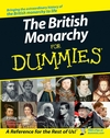 The British Monarchy For Dummies (0470056819) cover image