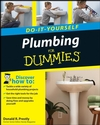 Plumbing Do-It-Yourself For Dummies (0470258519) cover image