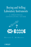 thumbnail image: Buying and Selling Laboratory Instruments A Practical Consulting Guide
