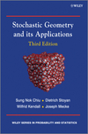 thumbnail image: Stochastic Geometry and Its Applications, 3rd Edition