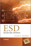 ESD: Design and Synthesis (0470685719) cover image