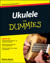 Ukulele For Dummies (0470979119) cover image