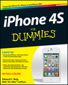 iPhone 4S For Dummies, 5th Edition (1118036719) cover image