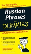 Russian Phrases For Dummies (1118068319) cover image