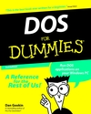 DOS For Dummies, 3rd Edition (1118085019) cover image