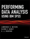 thumbnail image: Performing Data Analysis Using IBM SPSS