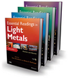 thumbnail image: Essential Readings in Light Metals, Four Volume Set