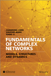 Fundamentals of Complex Networks: Models, Structures and Dynamics (1118718119) cover image