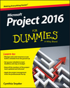 Project 2016 For Dummies (1119224519) cover image