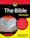 The Bible For Dummies (1119297419) cover image