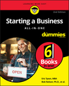 Starting a Business All-in-One FD, 2nd Edition