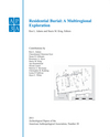 Residential Burial: A Multiregional Exploration (1444350919) cover image