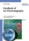 thumbnail image: Handbook of Ion Chromatography Third Completely Revised and Enlarged Edition_ Two Volumes