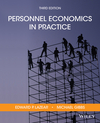 Personnel Economics in Practice, 3rd Edition (EHEP003219) cover image