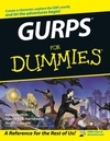 GURPS For Dummies (047004361X) cover image