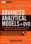 Book Cover: [request_ebook] Advanced Analytical Models,   DVD: Over 800 Models and 300 Applications from the Basel II Accord to Wall Street and Beyond (Wiley Finance)