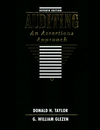 Auditing: An Assertions Approach, 7th Edition (047113421X) cover image