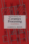 Principles of Ceramics Processing, 2nd Edition (047159721X) cover image