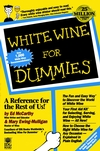 White Wine For Dummies (076455011X) cover image