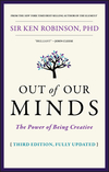Out of Our Minds: The Power of Being Creative, 3rd Edition (085708741X) cover image