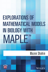 thumbnail image: Explorations of Mathematical Models in Biology with Maple