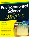 Environmental Science For Dummies (111823961X) cover image