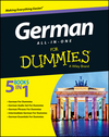 German All-in-One For Dummies (111861271X) cover image