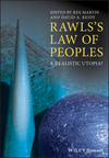 Rawls's Law of Peoples: A Realistic Utopia? (140513531X) cover image