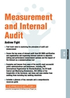 Measurement and Internal Audit: Operations 06.09 (184112401X) cover image