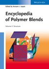 thumbnail image: Encyclopedia of Polymer Blends, Volume 3: Structure