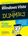 Windows Vista Para Dummies (0470174420) cover image