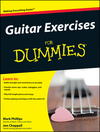 Guitar Exercises For Dummies (0470484020) cover image