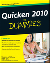 Quicken 2010 For Dummies (0470490020) cover image