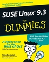 SUSE Linux 9.3 For Dummies (0764599720) cover image