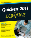 Quicken 2011 For Dummies (1118007220) cover image