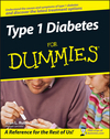 Type 1 Diabetes For Dummies (1118051920) cover image