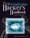 The Web Application Hacker's Handbook: Finding and Exploiting Security Flaws, 2nd Edition (1118175220) cover image
