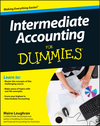 Intermediate Accounting For Dummies (1118176820) cover image
