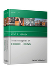 The Encyclopedia of Corrections (1118845420) cover image