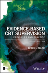 thumbnail image: Evidence-Based CBT Supervision Principles and Practice 2nd Edition