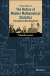 thumbnail image: Classic Topics on the History of Modern Mathematical Statistics: From Laplace to More Recent Times