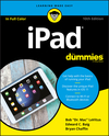 iPad For Dummies, 10th Edition (1119417120) cover image