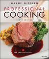 Professional Cooking, 9th Edition (1119424720) cover image