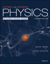 Physics, 11th Edition Student Study Guide (1119475120) cover image