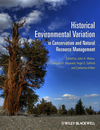 Historical Environmental Variation in Conservation and Natural Resource Management (1444337920) cover image