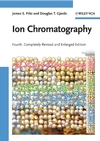 thumbnail image: Ion Chromatography 4th Completely Revised and Enlarged Edition