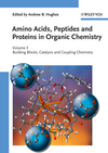 thumbnail image: Amino Acids Peptides and Proteins in Organic Chemistry Volume 3 - Building Blocks Catalysis and Coupling Chemistry